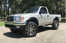 2002 Toyota Tacoma Lights No Reserve 2002 Toyota Tacoma Sr5 4x4 5 Speed For Sale On
