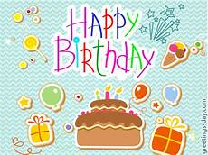 Happy Birthdaycards Happy Birthday Greeting Cards Share Image To You Friend
