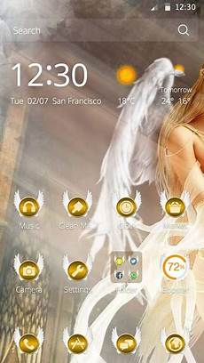 Angles Theme Angel Theme Free Android Theme Download Appraw