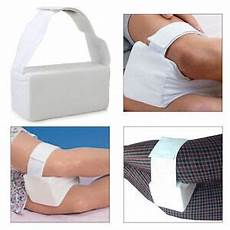 knee ease pillow cushion bed side sleeping seperate back