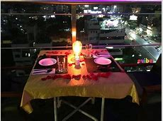What is the best place for candle light dinner in Pune