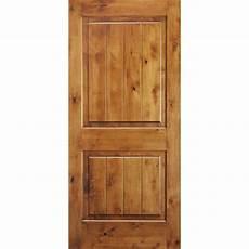 prehung interior doors home depot krosswood doors 24 in x 80 in knotty alder 2 panel