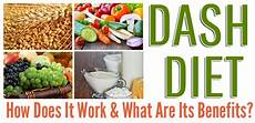 dash diet how does it work what are its benefits