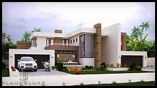 Modern House Floor Plans Free Story 4 Bedroom House Plan Modern House Plans