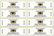 Free Online Ticket Template 12 Free Event Ticket Templates Word Excel Make Your