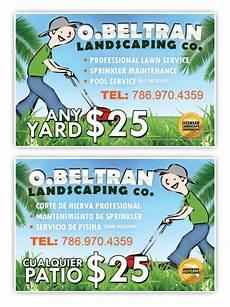 Landscaping Flyer Design Huge Landscape Idea Free Landscaping Designs Examples Of