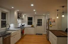 What Size Recessed Lights For Small Kitchen Kitchen Lighting Design Jlc Online Lighting Lighting