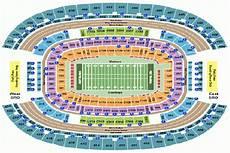 At T Cotton Bowl Seating Chart 2 Night Sheraton Arlington