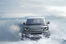 Jaguar Land Rover Defender 2020 by 2020 Land Rover Defender Boasts Rugged Style Usable Tech