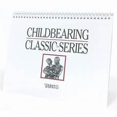Small Flip Chart Childbearing Classic Series Desk Version Childbirth