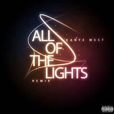 All Of The Lights Instrumental Remix Ryan S Graphic Art All Of The Lights Remix