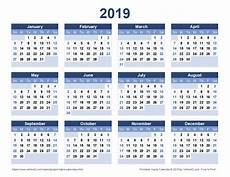 C Alendar 2019 Calendar Templates And Images