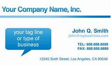Pdf Business Card 10 Sample Blank Business Card Templates To Download