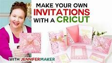 Free Programs To Make Invitations Diy Wedding Invitations On A Cricut Free Templates