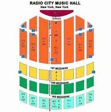 Radio City Music Hall Seating Chart Reviews Christmas Spectacular At Radio City A Review Exploring