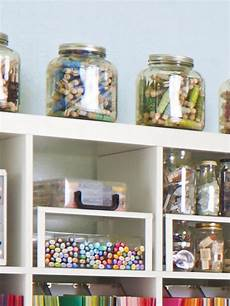 12 creative craft or sewing room storage solutions diy
