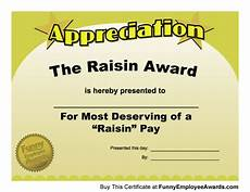 Fun Certificates For Employees Funny Teacher Awards Hubpages