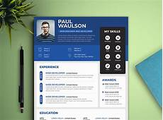 Design Your Cv Design Professional Modern Cv Resume For 15 Pixelclerks
