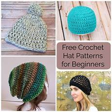 10 free crochet hat patterns for beginners