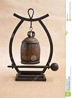 Gong Design Small Asian Gong Stock Image Image Of Drum Buddhist