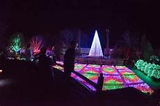 Winter Lights Arboretum Nc Winter Lights Exhibit At Nc Arboretum The Laurel Of