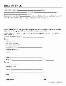 Bill Of Sale With Notary Free Notarized General Bill Of Sale Organization To