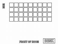 Cubicle Seating Chart Template Editable Seating Chart In Word Format Freeology