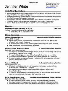 Cardiac Nurse Resume Patient Care Resume Examples Nursing Resume Registered