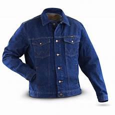 Jean Jacket Denim Guide S Wrangler Unlined Denim Jean Jacket 299484