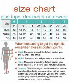 Ll Bean Size Chart Maurices Plus Tops Size Chart Maurices Plus Size