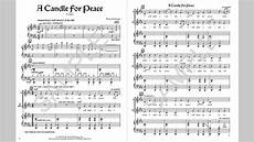 Light A Candle For Peace Montessori A Candle For Peace Musick8 Com Singles Reproducible Kit