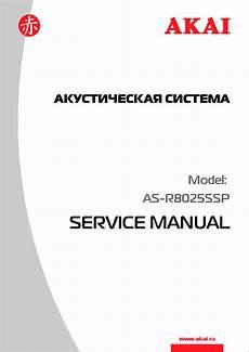 Akai Am 2800 Service Manual Free Download Schematics