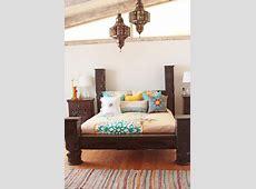 Indian Bed   Indian   Bedroom   Los Angeles   by Tara Design