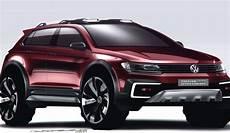 2020 vw tiguan 2020 volkswagen tiguan redesign release date rumors