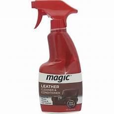 magic leather furniture care sofa cleaner protector ebay