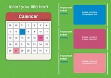Calendar Template Powerpoint Calendar Powerpoint Free Calendar Powerpoint Templates