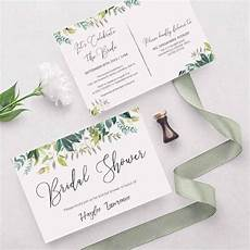 Invitation Postcard Template 11 Bridal Shower Invitation Postcards Word Psd Ai