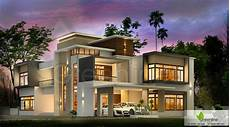 Kerala Home Design Software Modern Contemporary House Kerala House Design Ultra