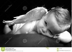 baby engel de baby de engel stock afbeelding afbeelding