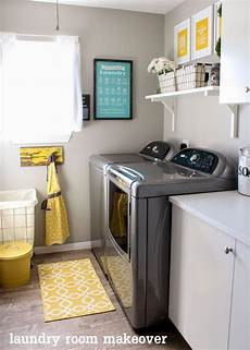 Room Makeover Laundry Room Makeover