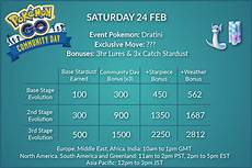 Catch Stardust Next Community Day Will Be Interesting