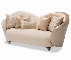 Gold Sofa Cover Png Image by Camelia Bright Gold Michael Amini Sofa Horizon Home
