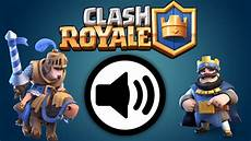 Clash Lights Clash Royale Clash Royale All Troop Sounds Sound Effects Youtube