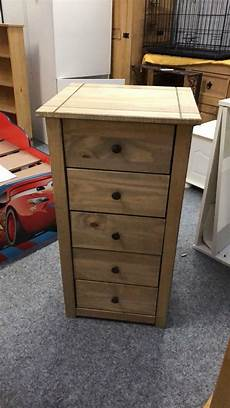 brand new panama 5 drawer narrow chest in falkirk
