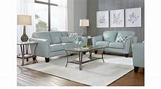 Aqua Leather Sofa 3d Image by Livorno Aqua Leather 3 Pc Living Room Leather Living