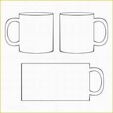 Coffee Mug Template 47 Free Printable Coffee Mug Template
