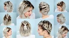 hair tutorial 10 easy braids for hair tutorial milabu
