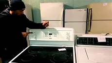 How To Light Electric Stove Electric Stove Surface Light Stays On Youtube