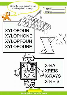 8 Letter Word With X Correct Spelling Of Letter X Words Images Frompo