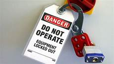 Lockout Tagout Lockout Tagout Osha Compliance Tsc Training Academy